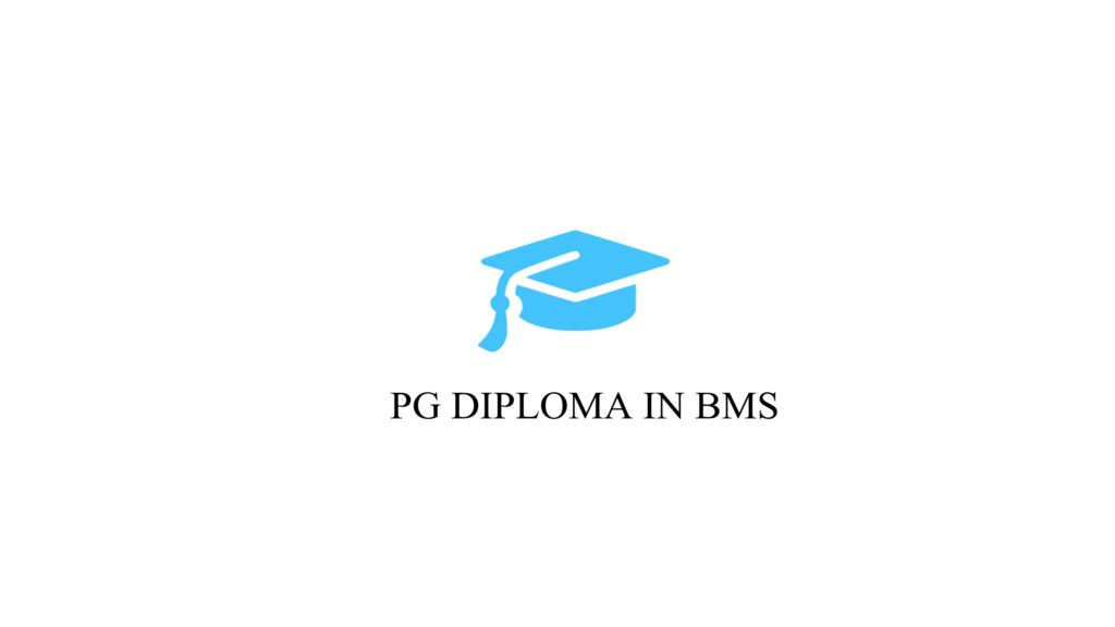 BMS job oriented course in Bangalore